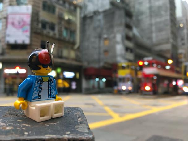 LEGOの旅